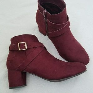 Modcloth Ankle Booties